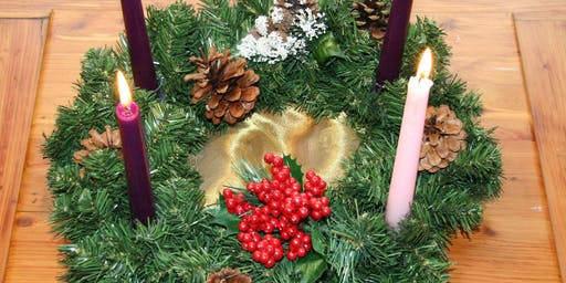 Advent Wreath Making Workshop - Additional Spots