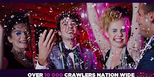 Montreal New Years Eve Club Crawl 2020
