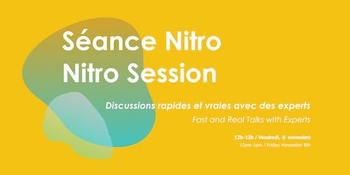 Séance Nitro / Nitro Session @ Maison Notman House