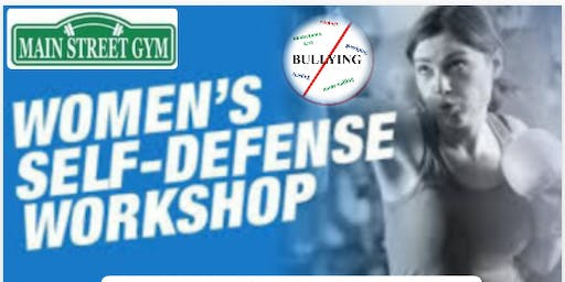 Women Domestic Violence Awareness  & Self Defense Workshop