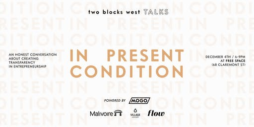 TWO BLOCKS WEST TALKS powered by MOGO