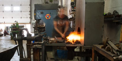 Introduction to Contemporary Blacksmithing