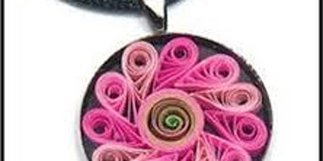 Quilled Necklace tickets