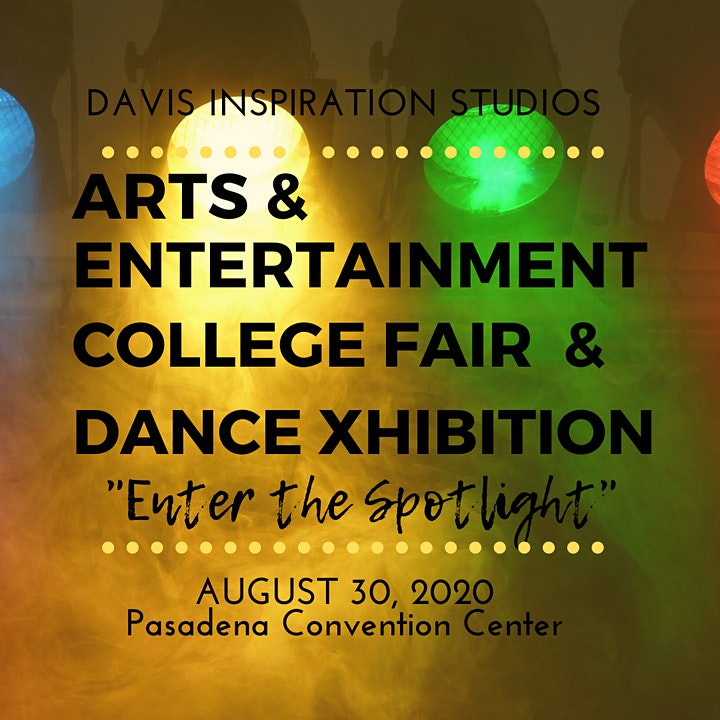 Arts and Entertainment College Fair and Dance Xhibition image