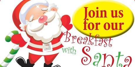 Pancakes with Santa Toonie and Toy Event ! tickets