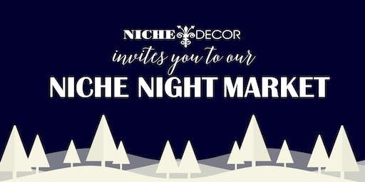 NICHE NIGHT MARKET