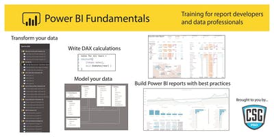 Power BI Fundamentals - Portland, OR