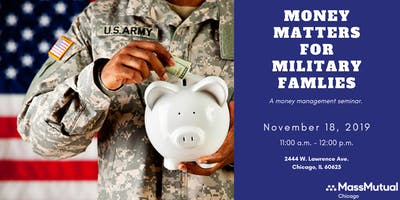 Money Matters for Military Families