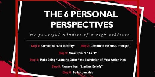 The Habits and Mindsets of a Billionaire: The 6 Personal Perspectives