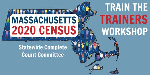Brockton 2020 Census Train the Trainers Workshop