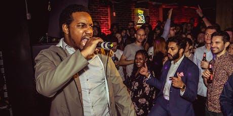 Coors Light presents: Hip Hop Karaoke tickets