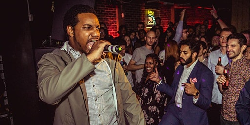 Coors Light presents: Hip Hop Karaoke