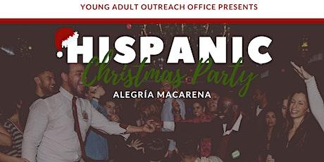 Fiesta de Navidad/Hispanic Christmas Party: Alegría Macarena tickets