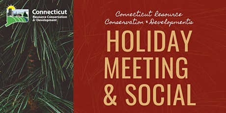 CT RC&D Holiday Meeting and Social tickets