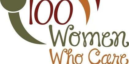 100 Women Who Care, Lancaster - December 2019 Meeting