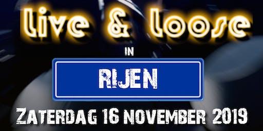 Live & Loose in Rijen | Collins Live Experience | Phil Collins Tribute