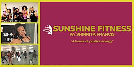 Sunshine Fitness Classes tickets