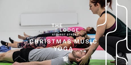 Christmas Music Yoga with Kate Tittley tickets