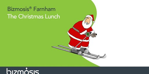 Bizmosis Farnham Christmas Lunch