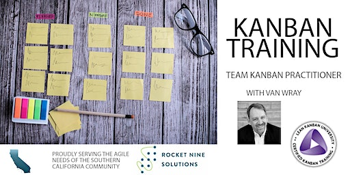 Kanban Training: Team Kanban Practitioner (TKP), Orange County|Feb 2020