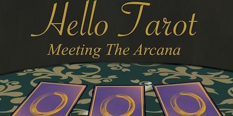 Hello Tarot - Meeting The Arcana entradas