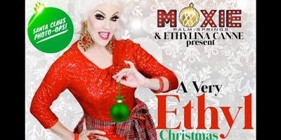 A Very Ethyl Christmas: ETHYLINA*JASMINE*NICKY*ADRIENNE*PARIS