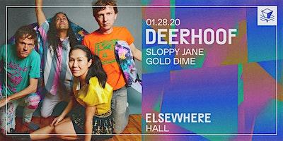 Deerhoof+%40+Elsewhere+%28Hall%29