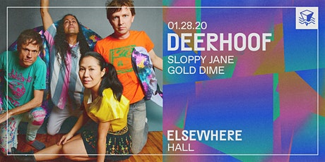 Deerhoof @ Elsewhere (Hall) tickets