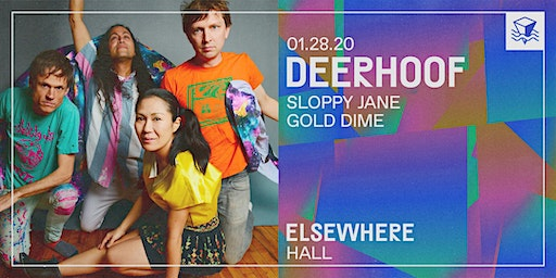 Deerhoof @ Elsewhere (Hall)