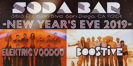 ELEKTRIC VOODOO + BOOSTiVE tickets