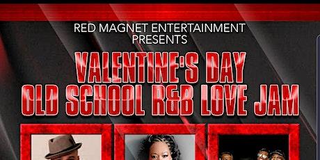 Valetine's Day Old School R&B Love Jam 2020 tickets