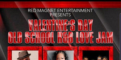 Valetine's Day Old School R&B Love Jam 2020