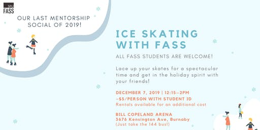 Ice Skating with FASS