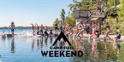 Camp Fuel Weekend | June 5-7th, 2020 | Muskoka