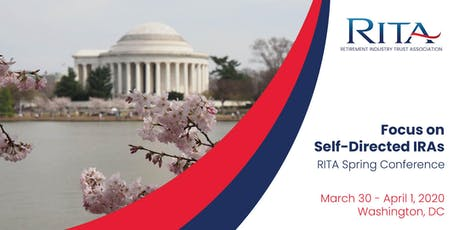 Focus on Self-Directed IRAs in Washington, DC - RITA MEMBERS tickets