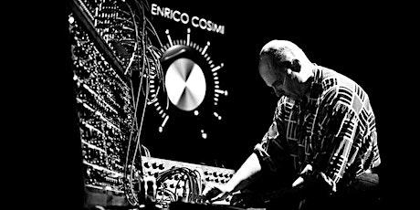 Enrico Cosimi : Discovering Grp A4 Wild Analog Synthesizer biglietti