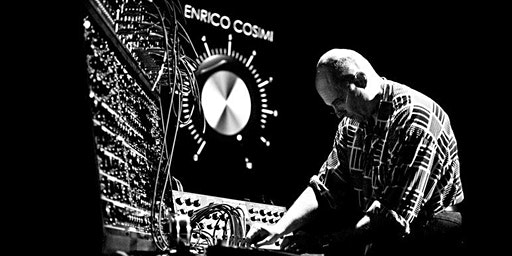 Enrico Cosimi : Discovering Grp A4 Wild Analog Synthesizer