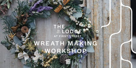 Wreath Making Workshop with Ixia Flowers tickets