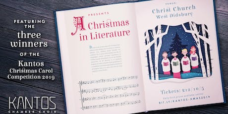 Kantos presents: A Christmas in Literature tickets