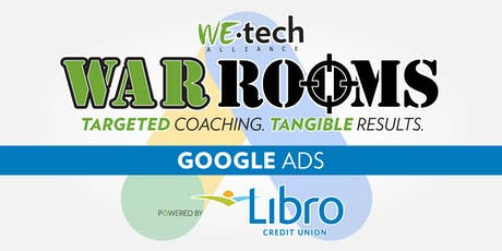 WAR ROOM powered by Libro Credit Union: Google Masterclass tickets