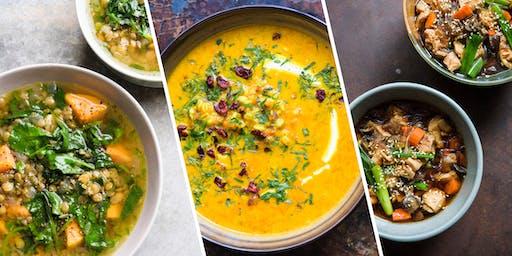 Weeknight Soups & Stews