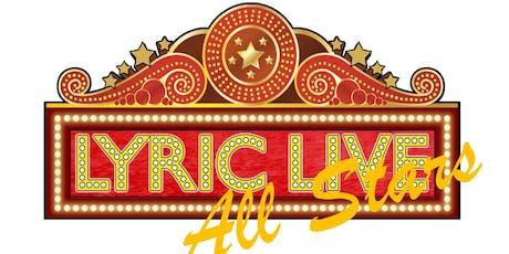 Lyric Live All Star Show Season 6 tickets