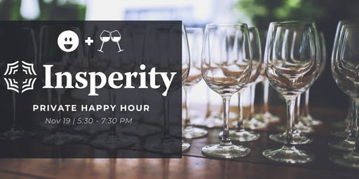 Insperity Private Happy Hour