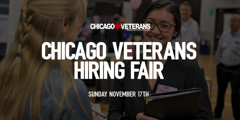 Chicago Veterans Hiring Fair for Veterans and Spouses @ Park Tavern