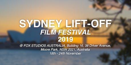 Sydney Lift-Off Film Festival 2019 tickets