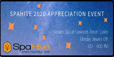SpaHive 2020 Appreciation Event