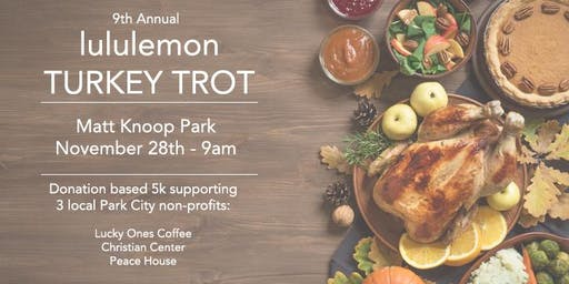 lululemon Turkey Trot 2019