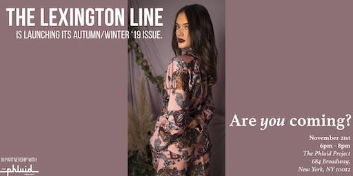 Lexington Line AW 2019 Launch