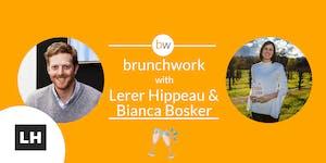 Lerer Hippeau & Bianca Bosker brunchwork