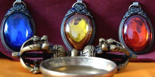 Three Treasures: Dedicate Nov. 22-24 to Your Spiritual Growth